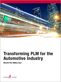Transforming PLM for the Automotive Industry: Beyond the Status Quo